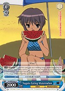 Nagato Eating Watermelon - SY/W08-E091 - C