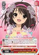 Flowers in Both Hands, Haruhi - SY/W08-TE02 - TD