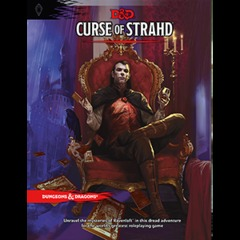 D&D 5th Edition Curse of Strahd