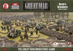 GUSAB01: Brett's Brawlers -  Infantry Company