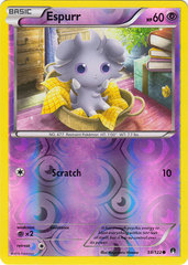 Espurr - 58/122 - Common - Reverse Holo