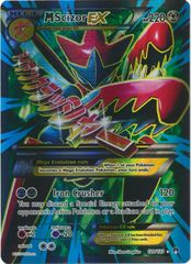 Mega-Scizor EX - 120/122 - Full Art Ultra Rare