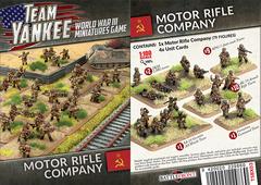 TSBX03: Motor Rifle Company