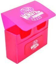 Monster Double Deck Box - Pink