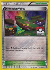 Dimension Valley - 93/119 - Pokemon League Promos
