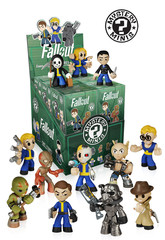 Funko POP! Fallout Mystery Minis, 12 Mini-Figure Display Boxes