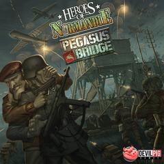 Heroes of Normandie: Pegasus Bridge Scenario Expansion