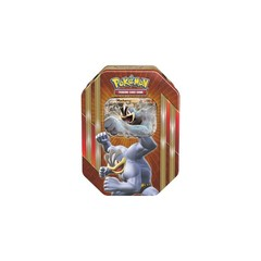 Pokemon Triple Power Tin - Machamp