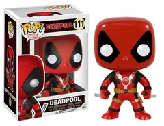 #111 Deadpool w/Swords Pop!
