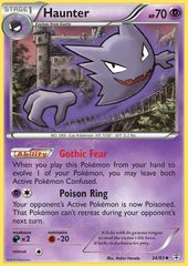 Haunter - 34/83 - Uncommon