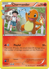 Charmander - RC3/RC32 - Common