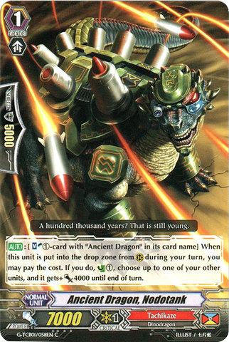 Ancient Dragon, Nodotank - G-TCB01/058EN - C