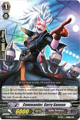 Commander, Garry Gannon - G-TCB01/071EN - C
