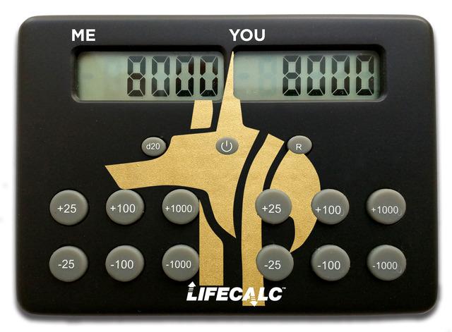 LifeCalc - Anubis