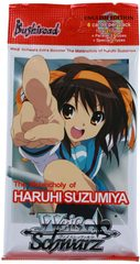 The Melancholy of Haruhi Suzumiya Extra Booster Pack