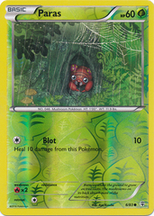 Paras - 6/83 - Common - Reverse Holo