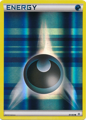 Darkness Energy - 81/83 - Common - Reverse Holo