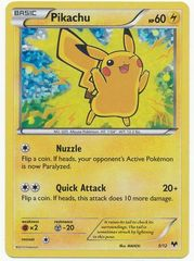 Pikachu - 5/12 - McDonald's Promo 2014 on Channel Fireball