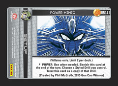 Power Mimic - UR141 - FOIL