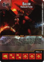 Balor - Paragon Fiend (Die & Card Combo)