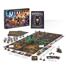 Deathwatch Overkill (core game)
