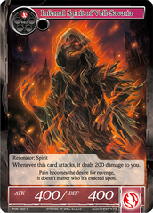 Infernal Spirit of Vell-Savaria - TMS-022 - C - Foil