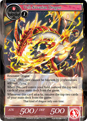 Vell-Savarian Dragon - TMS-034 - U