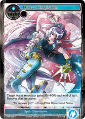 Dance of Inspiration - TMS-035 - C on Channel Fireball
