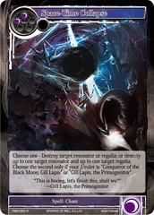 Space-Time Collapse - TMS-083 - R - Foil