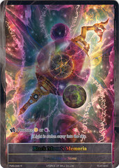 Black Moon's Memoria - TMS-096 - R - Full Art