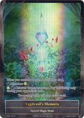 Yggdrasils Memoria - TMS-100 - R - Full Art