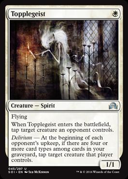 Topplegeist - Foil