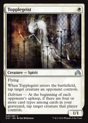 Topplegeist - Foil
