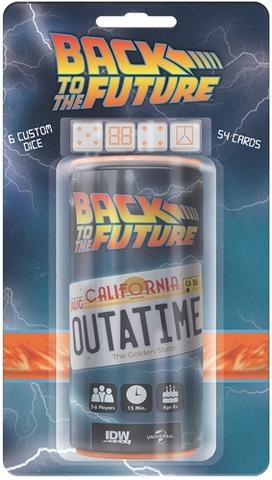 Back To The Future: OUTATIME