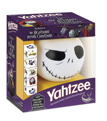 Yahtzee: The Nightmare Before Christmas (Jack)