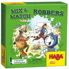 Mix And Match Robbers