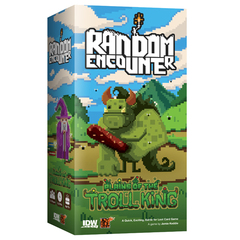 Random Encounter: Plains Of The Troll King