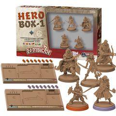 Zombicide: Hero Box 1