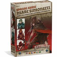 Zombicide: Special Guest Box - Marc Simonetti