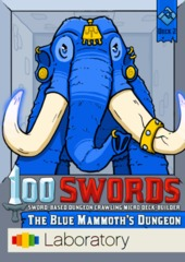 100 Swords: Deck 2 - The Blue Mammoth's Dungeon