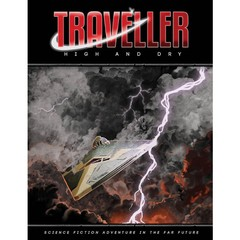 Traveller Second Edition: High and Dry Adventure