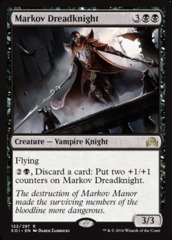Markov Dreadknight - Foil