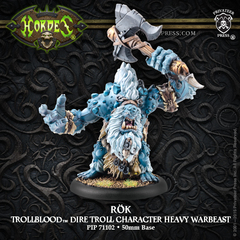 Rok - Character Heavy Warbeast