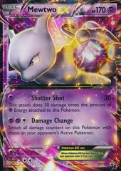 Mewtwo EX - XY107 - Triple Power Tin