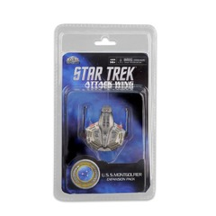 Star Trek - Attack Wing - U.S.S. Montgolfier Expansion Pack