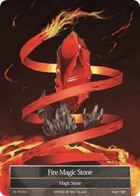 Fire Magic Stone - RL1603-2 - Full Art