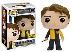Harry Potter Series - #20 - Cedric Diggory [Hot Topic]