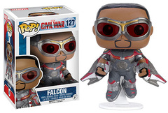 #127 Avengers Civil War - Falcon (HTE)