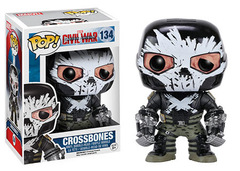 Funko Pop - Captain America: Civil War - #134 - Crossbones