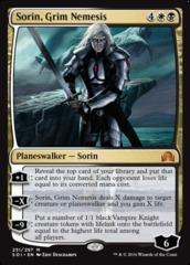 Sorin, Grim Nemesis - Foil